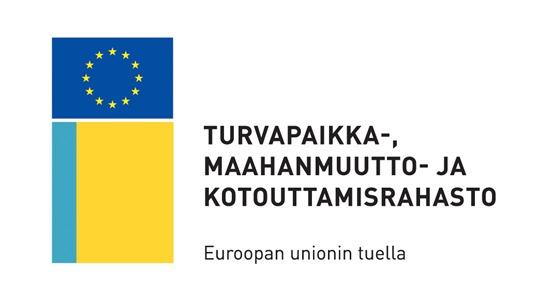 EU-rahoituksen logo